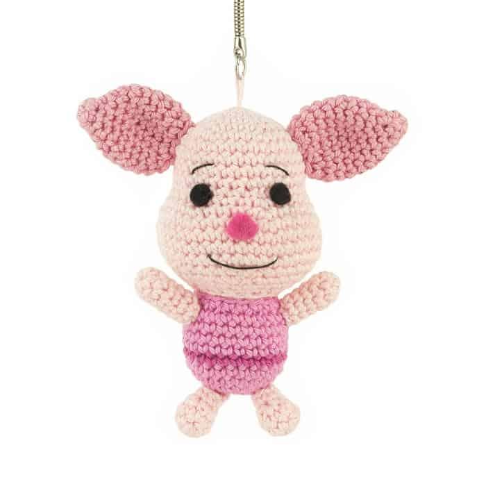 Crochet pattern Piglet - Sabrina's Crochet