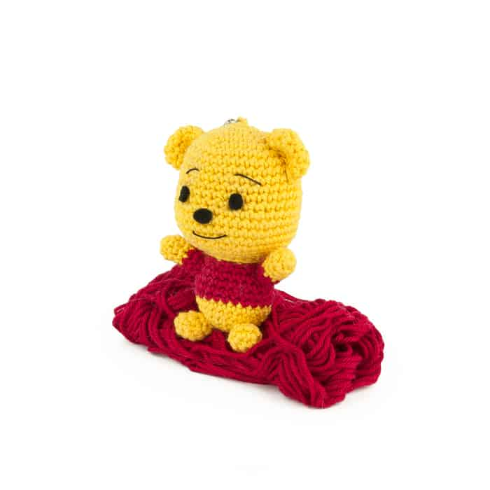 Häkelanleitung Winnie Puuh - Sabrina\'s Crochet