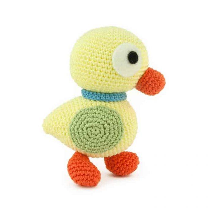 Hæklemønster Duckies