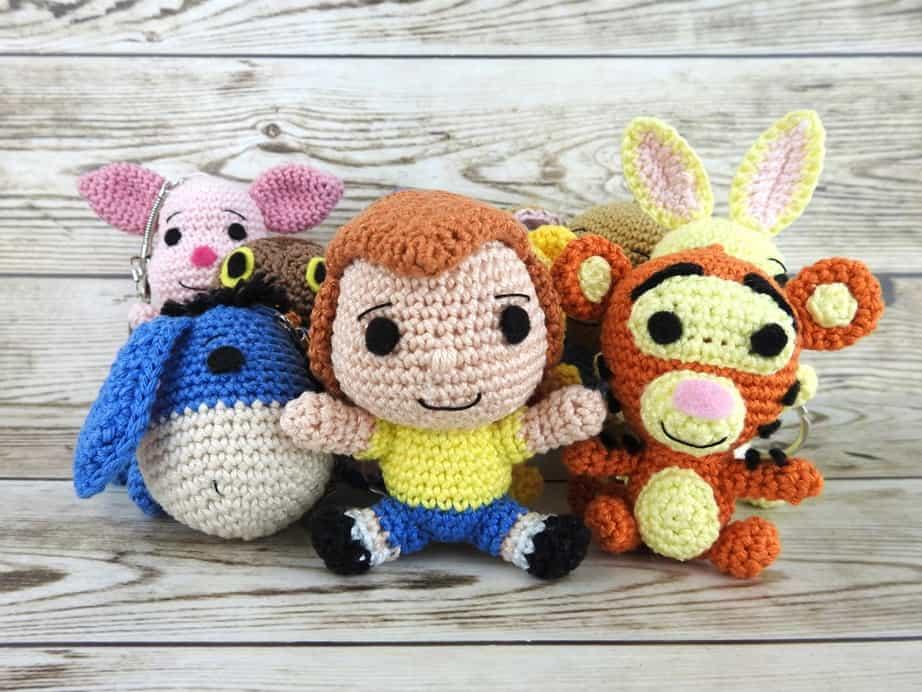 Amigurumi - All My Patterns - Sabrina's Crochet