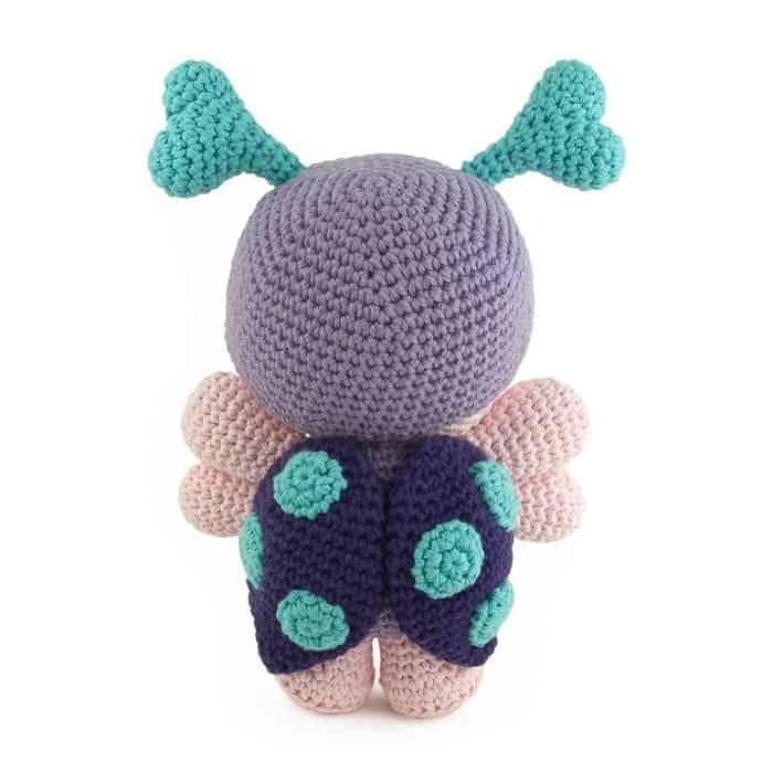 Amigurumi Ladybug Crochet Ladybug punto miniatura mariquita | Etsy | 700x700