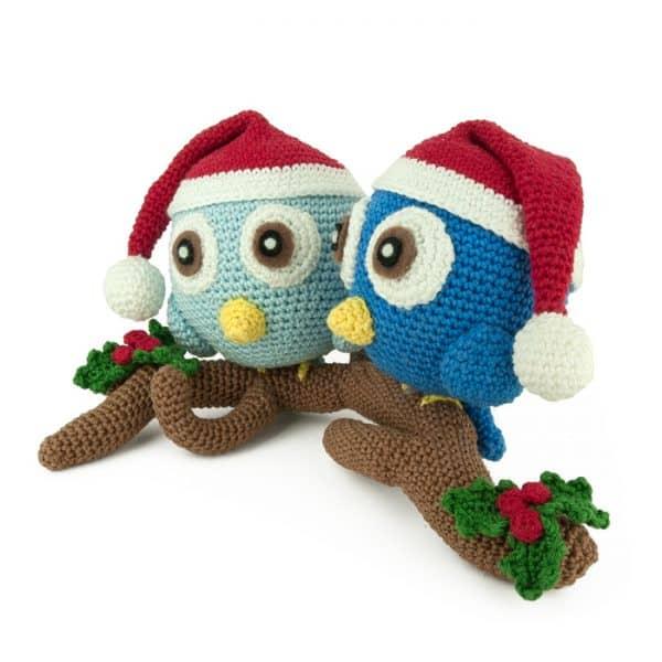 Häkelanleitung Weihnachten Pack - Amigurumi
