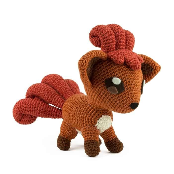 Crochet Pattern Vulpix Sabrinas Crochet