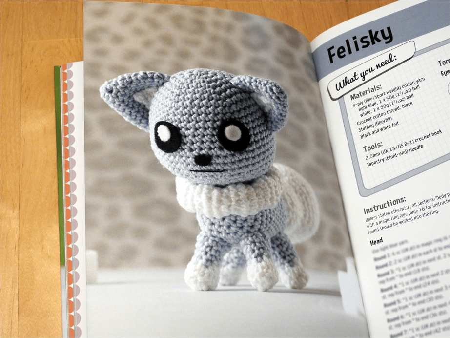 Sara Scales-Mini Amigurumi (UK IMPORT) BOOK NEW | eBay | 692x922