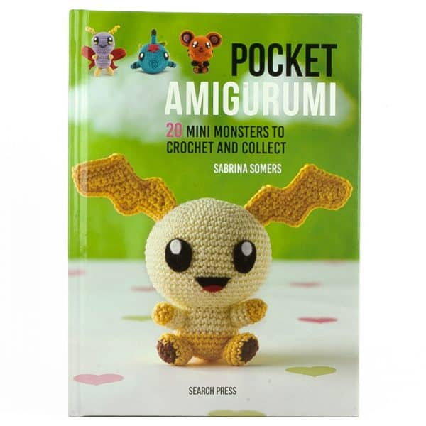 Pocket Amigurumi Book - Sabrina Somers