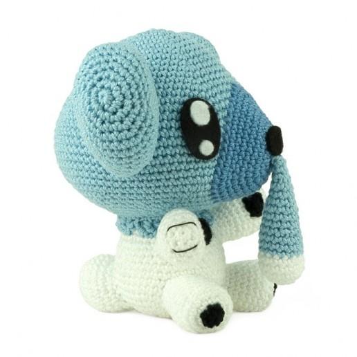 Crochet pattern Cubchoo - Pokemon - Amigurumi