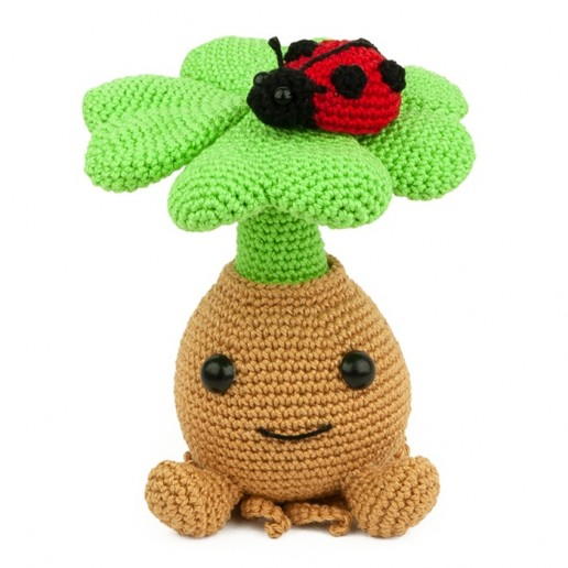 Crochet pattern Lucky Friends - Amigurumi