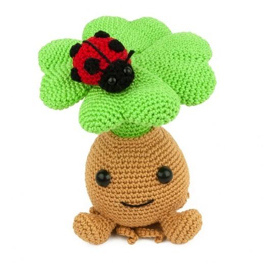 Crochet pattern Lucky Friends - Amigurumi