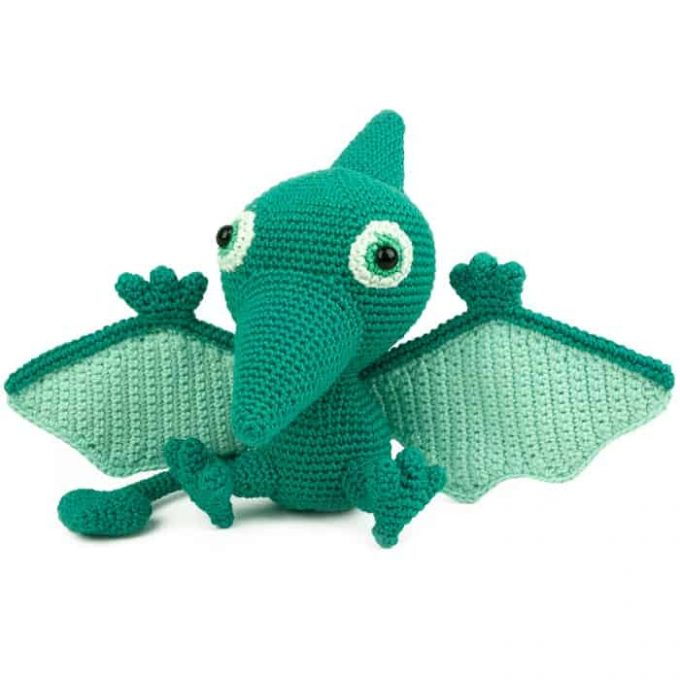 Crochet pattern Dacey and Peter - Amigurumi