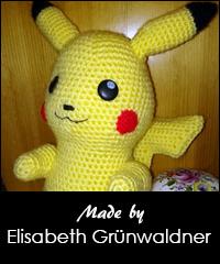 Haakpatroon Pikachu Sabrinas Crochet
