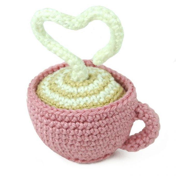 Crochet pattern Valentine Minis - Amigurumi