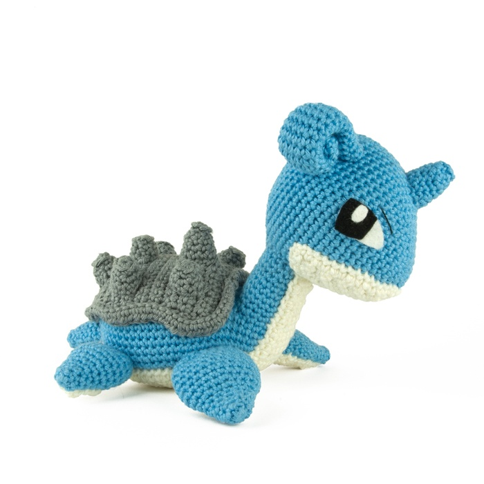 28 Crochet Pokémon Patterns - The Funky Stitch | 700x700