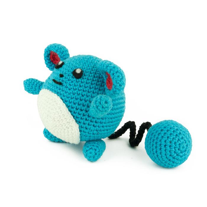 Les petits Pokémons en crochet de Kamiette, la mignonnerie du jour | 700x700
