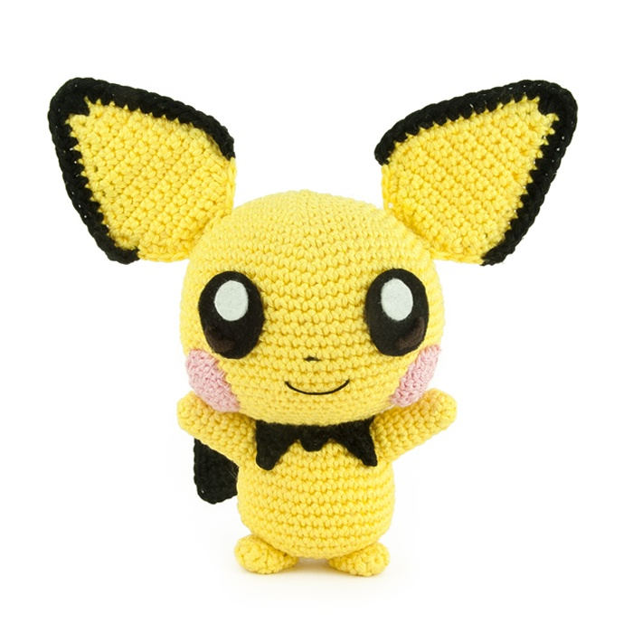 Pokémon Crochet Free Pattern - Posts | Facebook | 700x700