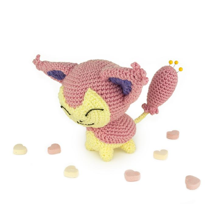DIY Marill amigurumi en ganchillo - Crochet | Tiere häkeln ... | 700x700