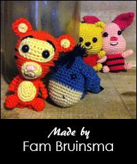 Crochet Pattern Piglet Sabrinas Crochet