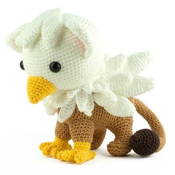 Crochet a Zoo: Fun Toys for Baby and You - Crochet Pattern Book | 350x350