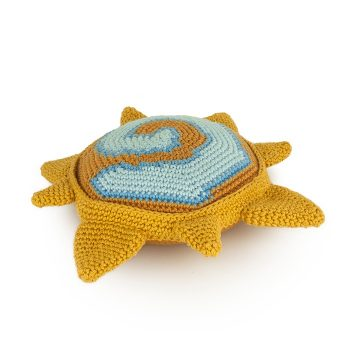 Crochet: Sea Dragon (With images) | Crochet mermaid, Crochet ... | 350x350