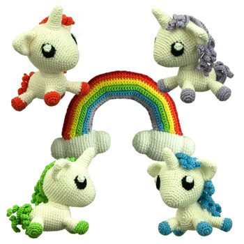 Top 25 amigurumi crochet patterns - Gathered | 350x350