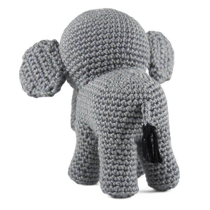Amigurumi Little Elephant Free Crochet Pattern - Free Crochet ... | 700x700