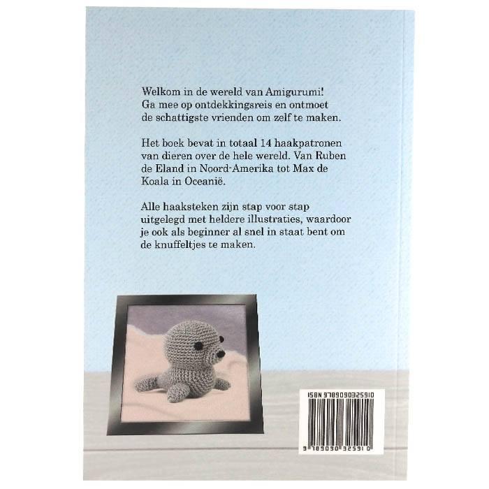 Ebook - CombiGurumi - Dutch - Dendennis | Crochet | Knit | Craft | 700x700